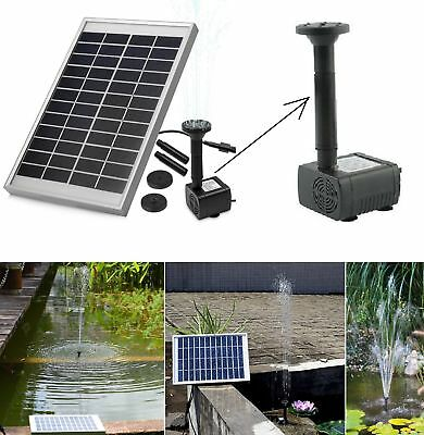 solar gartenbrunnen solarbrunnen springbrunnen wasserspiel garten brunnen eur 199 00 picclick de. Black Bedroom Furniture Sets. Home Design Ideas