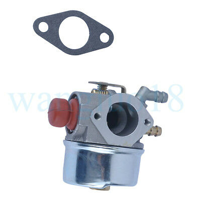 Carburetor kit for Tecumseh 640025 640004 640014 OHH50 OHH55 OHH60 OHH65