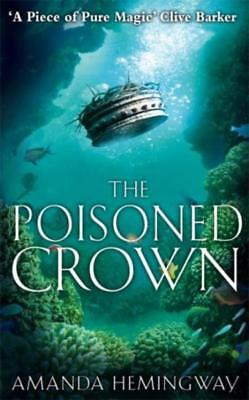 The Poisoned Crown - Amanda Hemingway - HarperVoyager - Good - Paperback
