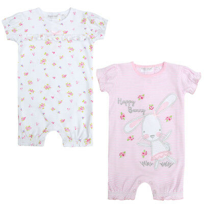 Babytown Baby Girls Romper Suit