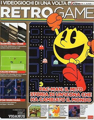 Retrogame-Pc Giochi Mega 2018 11  Pac-Man