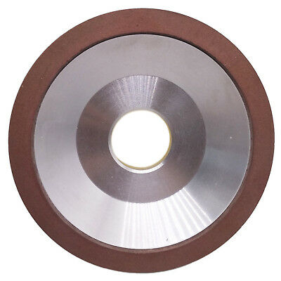 US Stock 100mm Diamond Grinding Wheel Cup 150 Grit Cutter For Carbide Metal