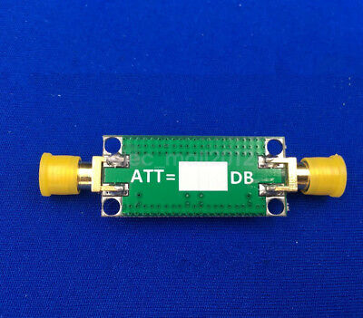 New 0~3GHz SMA K Fixed Attenuator 1dB 2dB 5dB 6dB 10dB 20dB 30dB 40dB