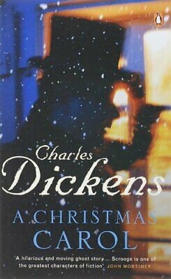 A Christmas Carol (Penguin Classics) by Dickens, Charles Paperback Book The