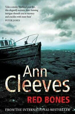 Red Bones (Shetland) by Cleeves, Ann Paperback Book The Cheap Fast Free Post