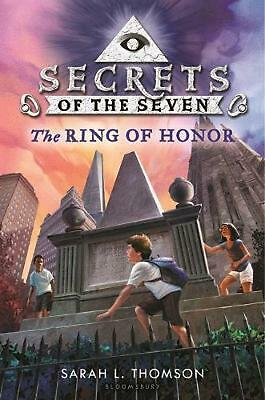 The Ring of Honor by Sarah L. Thomson Hardcover Book Free Shipping!