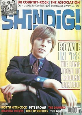 SHINDIG MAGAZINE - Issue 78 (NEW) *Post included to UK/Europe/USA/Canada