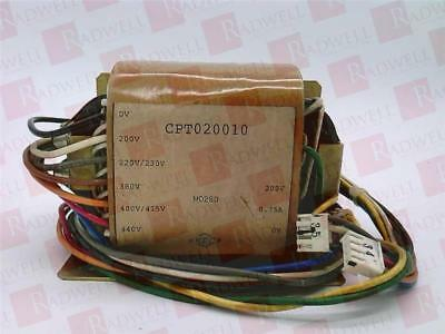 YASKAWA ELECTRIC CPT020010 (Used, Cleaned, Tested 2 year warranty)