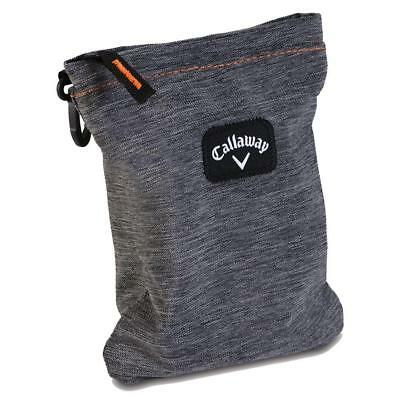 Callaway Golf 2018 Clubhouse Valuables Pouch (Grey)