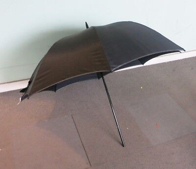 Euroschirm Golf Large Umbrella Windflex And Lightflex Grey With Piping