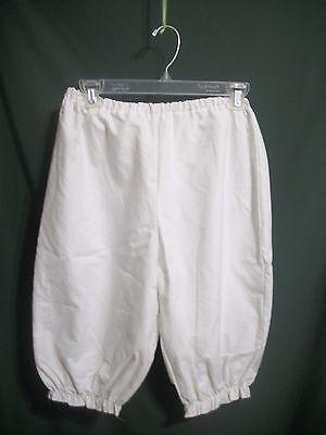 GIRL'S- sz14- ORPHAN ANNIE COSTUME BLOOMERS /DANCE- & OTHER CHARACTER PLAYS-