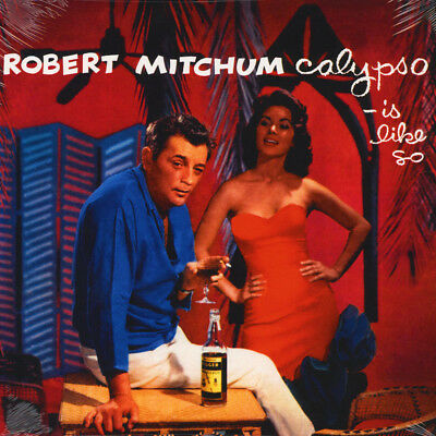 Robert Mitchum - Calypso Is Like... So (Vinyl LP - 1957 - EU - Reissue)