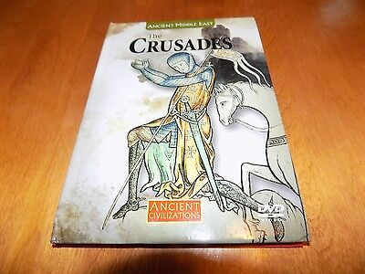 ANCIENT CIVILIZATIONS THE CRUSADES Discovery History Channel Middle Ages LN DVD