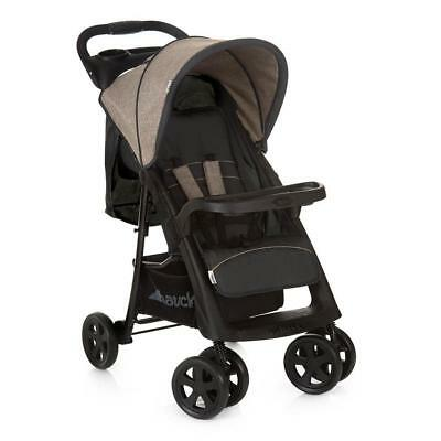 Hauck Shopper Neo II Pushchair (Melange Beige/Charcoal) ON SALE! WAS £100