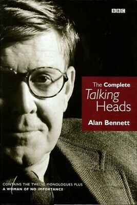 The Complete Talking Heads by Bennett, Alan Hardback Book The Cheap Fast Free