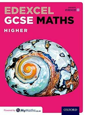 Edexcel GCSE Maths Higher Student Book by Nicholson, James Book The Cheap Fast