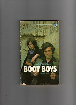Boot Boys by Allen, Richard Book The Cheap Fast Free Post