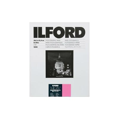 """Ilford Multigrade IV RC Deluxe MGD.1M Paper, 8x10"""", 1000 Sheets, Glossy #1770427"""