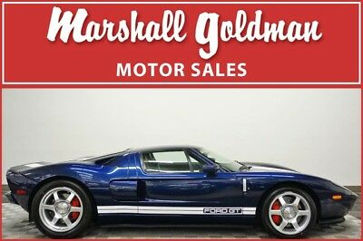 2006 Ford Ford GT  2006 Ford GT Midnight Blue 3 option car only 675 miles