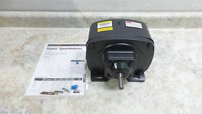 Dayton 4Z859 0.75 Max Input HP 56 Output RPM Indirect Drive Speed Reducer