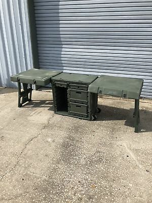Hardigg Mobile Office Mo Field Desk Military Olive Drab