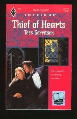 Thief Of Hearts (Intrigue) by Gerritsen, Tess Paperback Book The Fast Free