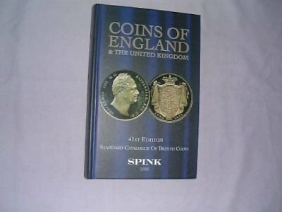 Coins of England and the United Kingdom: Standard Catalogue... by Spink Hardback
