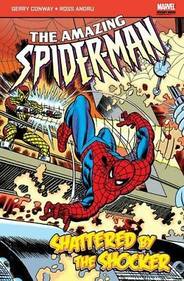 The Amazing Spider-Man: Shattered By The Shocker (Marvel Pocketboo... by various