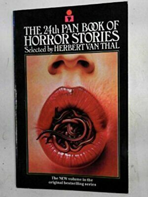 The 24th Pan book of horror stories Paperback Book The Cheap Fast Free Post