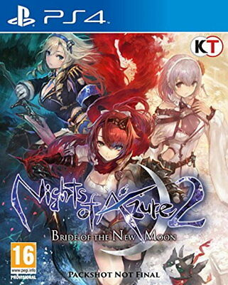 Nights of Azure 2 (PS4)