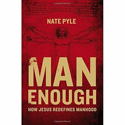 Man Enough - Paperback NEW Pyle Nate (Auth 2015-11-05
