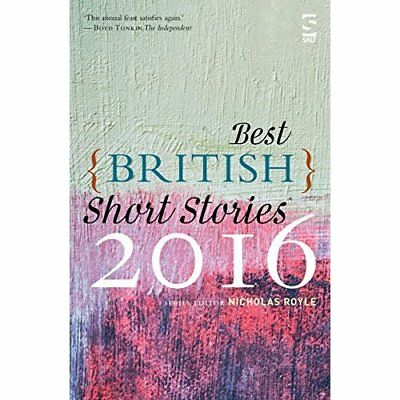 Best British Short Stories 2016 - Paperback NEW Crista Ermiya 15/06/2016
