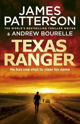 Texas Ranger by Patterson, James Book The Fast Free Shipping