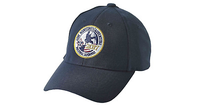 Boy Scout Official Licensed 2017 National Jamboree Logo Stretch Fit Cap Hat XL