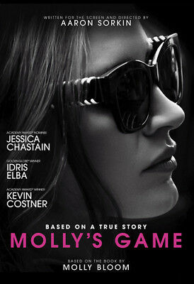 Molly's Game [New DVD]