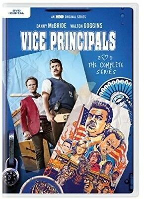 Vice Principals: The Complete Series [New DVD]
