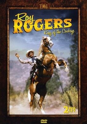 Roy Rogers: King of the Cowboys [2 Discs] [Tin Can] DVD Region 1 TIN