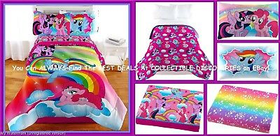 My Little Pony Twin Living Dream Bedding Bed In A Bag W Comforter Sheet