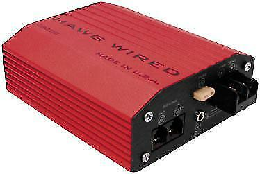 Hawg Wired Competition Series 300W Amplifier #CS300 Harley Davidson/Victory