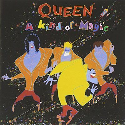 Queen - Kind of Magic - Queen CD AXVG The Fast Free Shipping