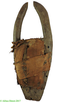 Toma Landai Mask Guinea African 27 Inch