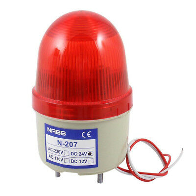 Universal 230V AC Lamp Flashing Lamp with Bulb SJ35