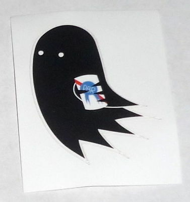 Pabst Blue Ribbon Beer PBR ART Limited Edition GHOST Sticker Ghoul