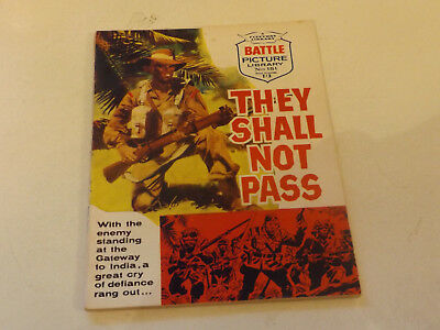 BATTLE PICTURE LIBRARY NO 151,dated 1964!,V GOOD FOR AGE,VERY RARE,54 yrs old.