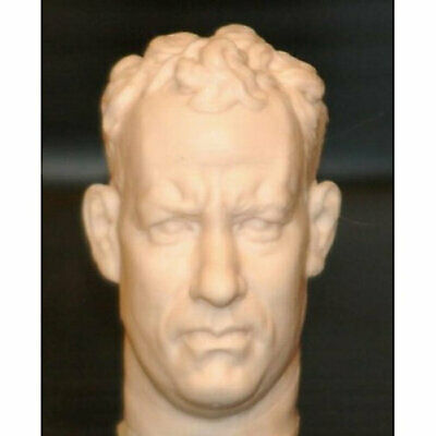 1/6 Scale Custom Tom Hanks Action Figure Head