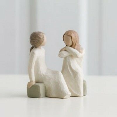 Willow Tree Heart and Soul for Friend Figurine by Susan Lordi 26099
