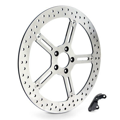 "Arlen Ness Big Brake Floating Front Rotor Kit 15"" Left 02-965"