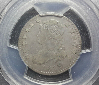 1818 Capped Bust Quarter PCGS VG10 Type coin