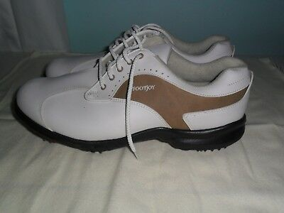 2970d1ab41ae NEW WOMEN S FOOTJOY Greenjoys Golf Shoes Size 10 Medium - Brand New ...