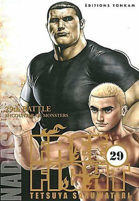 Free Fight, Tome 29 : Encounter of monsters Tetsuya Saruwatari Tonkam Francais